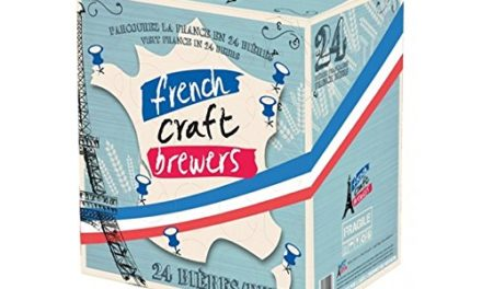 Calendrier de l'Avent bières françaises French Craft Brewers