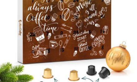 Calendrier de l'Avent Maxicoffee (Café)