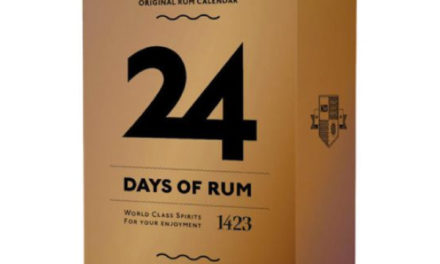 Calendrier de l'Avent 24 days of Rum
