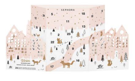 Calendrier de l'Avent Sephora 2017