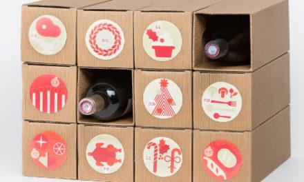 Calendrier de l'Avent vin Vinebox